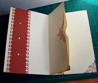 МК открытка с конвертиком