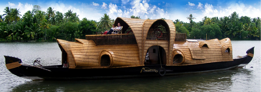 Kerala Boat House Photos