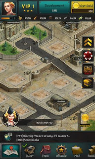 Screenshots of the Iron commander for Android tablet, phone.