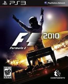F1 2010 - PS3