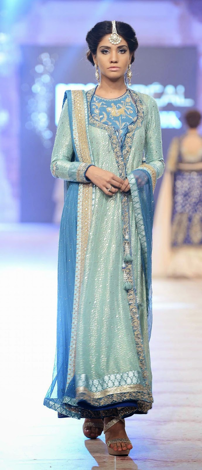 Delighted Pakistani Wedding Gowns Gallery - Wedding Ideas ...