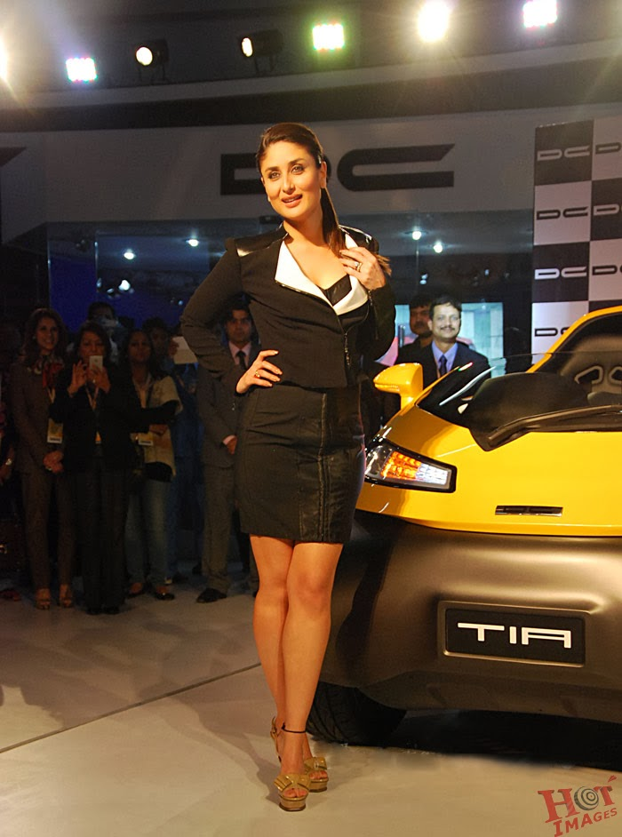 Kareena Kapoor Image Indian Auto Expo