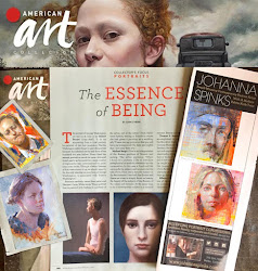 FEATURED IN: AMERICAN ART COLLECTOR MAGAZINE August 2017