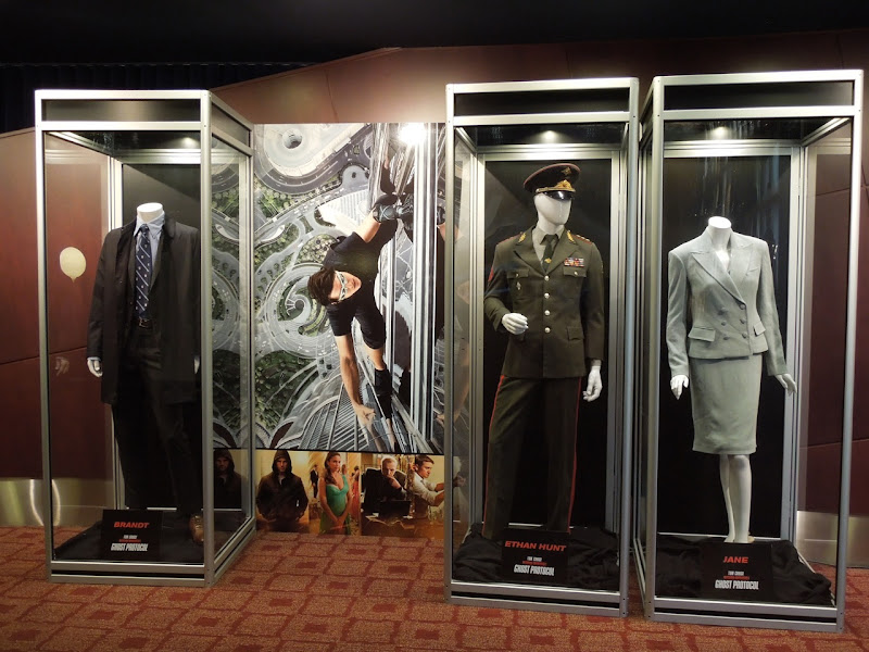 Mission Impossible Ghost Protocol film costumes