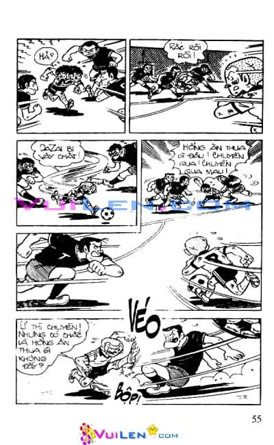 Jindodinho - Đường Dẫn Đến Khung Thành III  Tập 3 page 55 Congtruyen24h