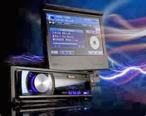 Komponen Stereo Mobil