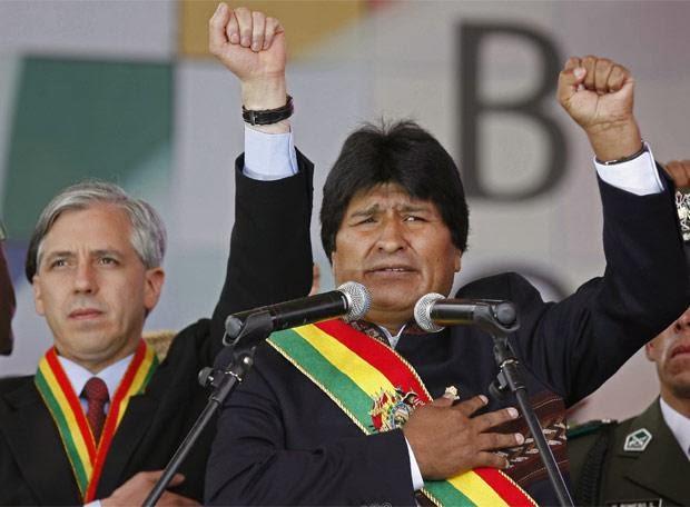 Elecciones presidenciales 2014 Bolivia