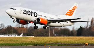 Aero Contractor plane