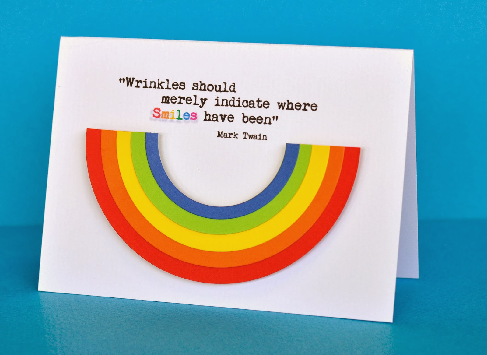 crafting ideas from sizzix uk chasing rainbows
