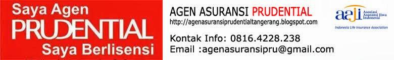 Agen Asuransi Prudential Tangerang