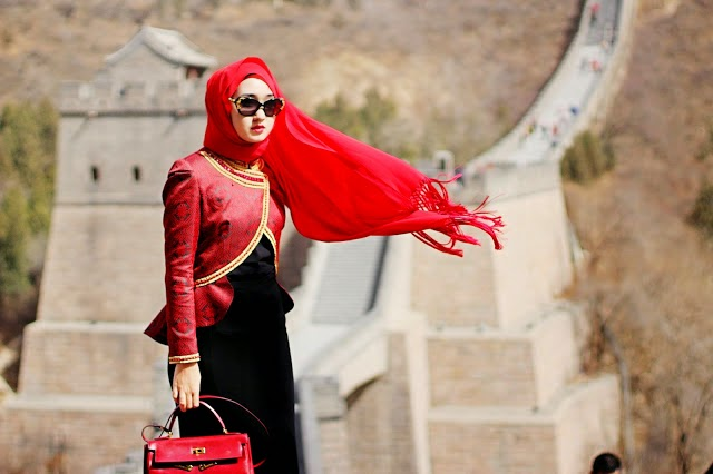 Model Baju Busana Fashion Dian Pelangi Terbaru