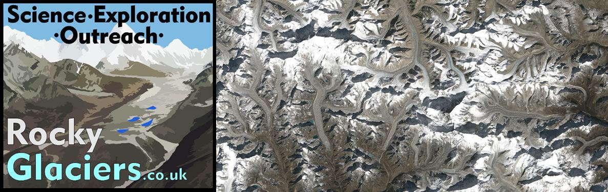 Rocky Glaciers