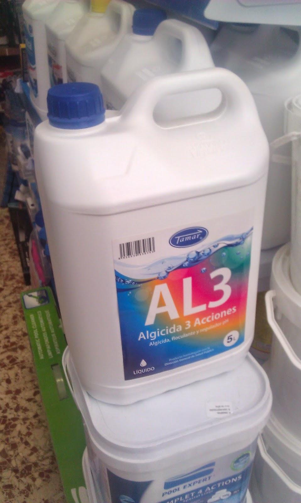 Alguicida o Algicida