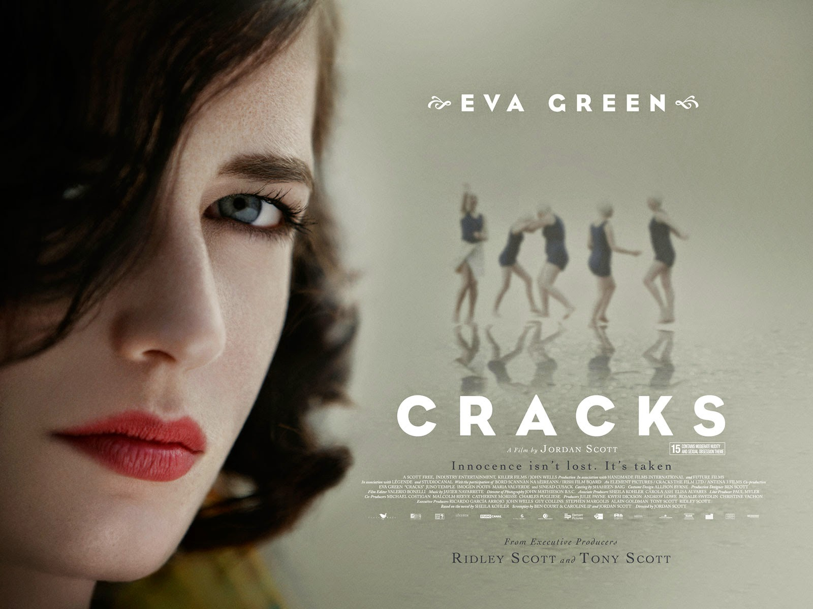 Eva Green dans Cracks