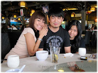 Darren, Yanti and daughter, Dylea