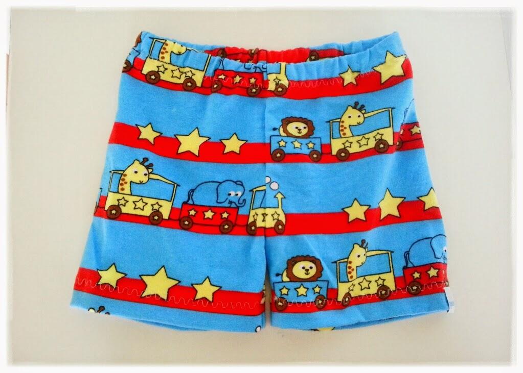 shorts storlek 80