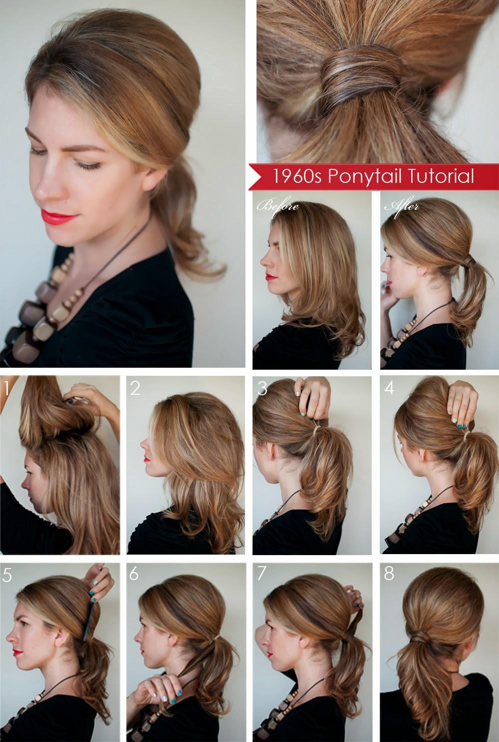 Hair Tutorial 2013