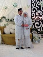 izzue+islam+kahwin+4+SSID Gambar Kahwin Izzue Islam (SSID) & Awin Nurin