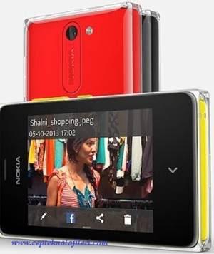 Novos smartphones Nokia - Asha 500 e Asha 503