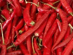 chili peppers benefits