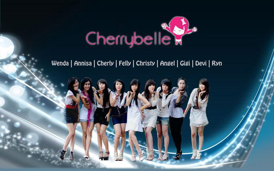 video klip cherrybelle