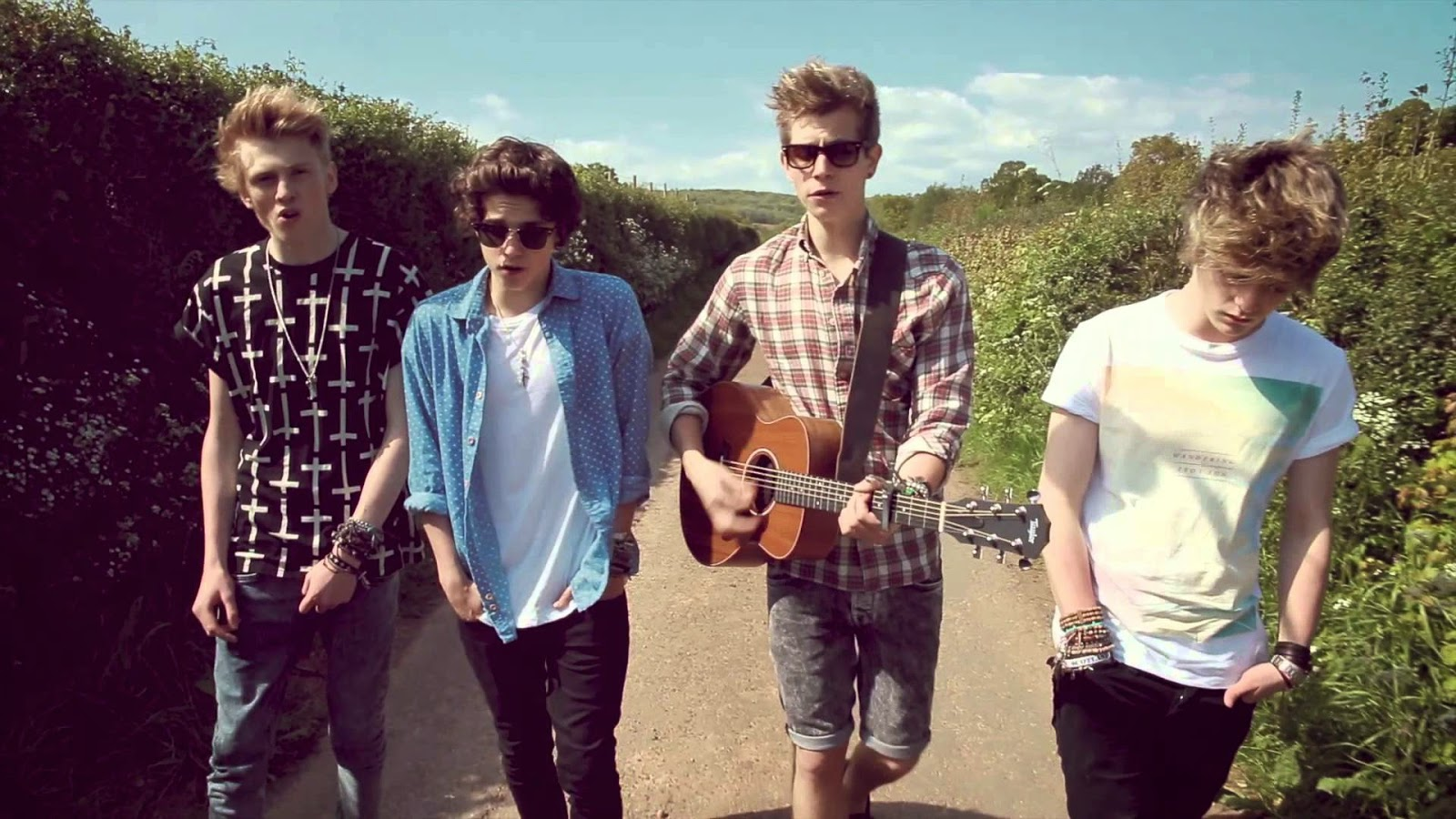The Vamps free show Teenage Cancer Trust