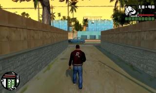 GTA IV: San Andreas Mod