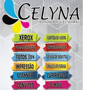 CELINA BORDADOS EM CAIÇARA DO NORTE/RN (84) 99101-5241 OU  99422-0599