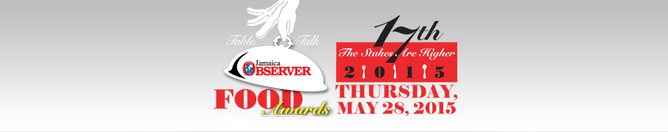 Observer Food Awards May 28,2015