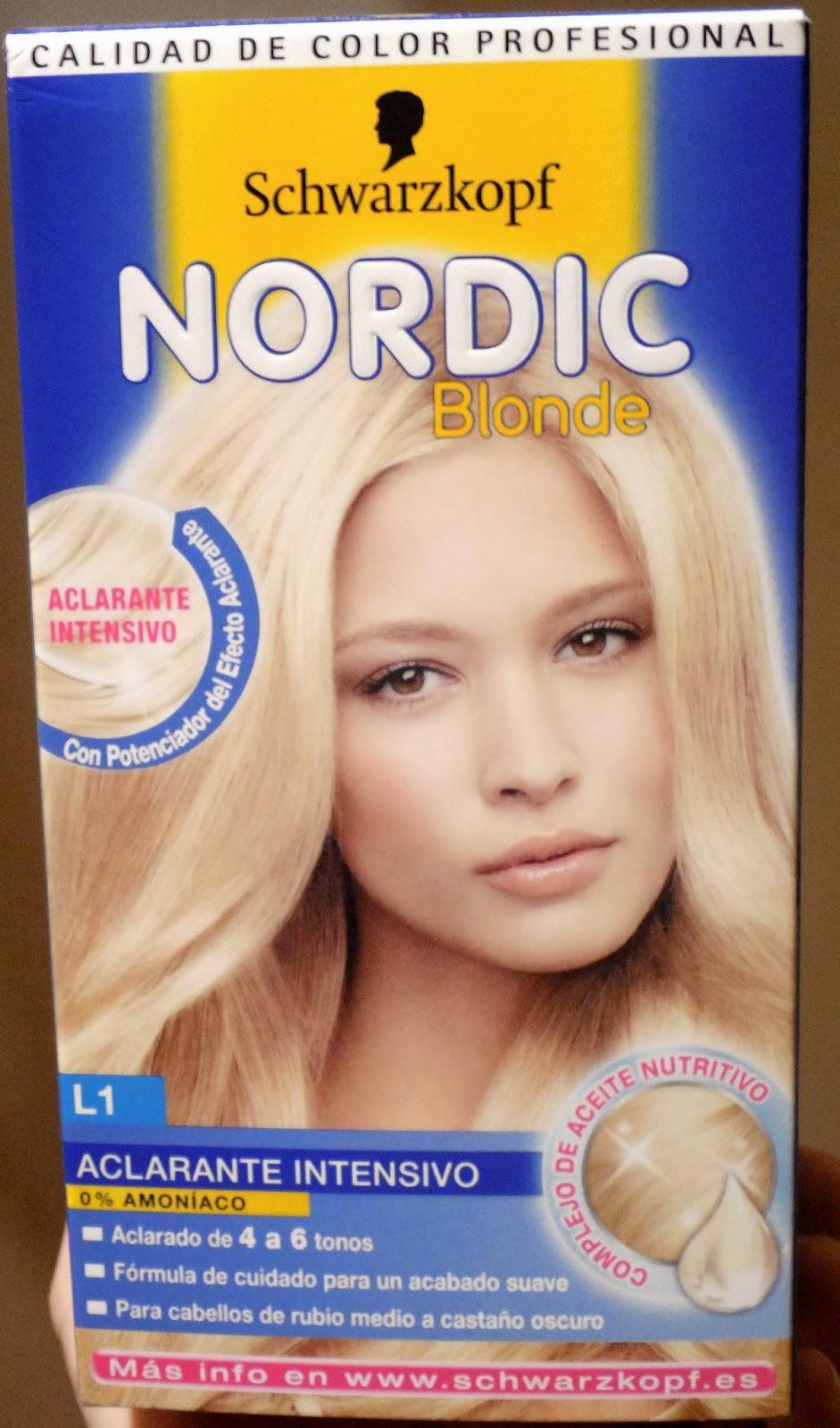 Schwarzkopf Nordic Blonde L1