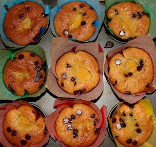 łatwe muffinki z brzoswinią