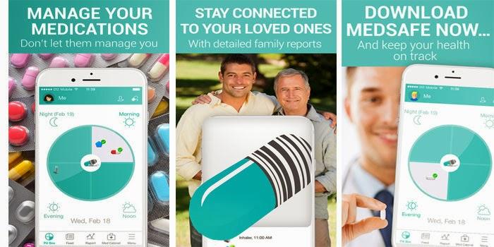 تطبيق مجاني لتذكيرك بمواعيد تناول الأدوية للأندرويد و MediSafe Meds 4.7.2 APK iOS