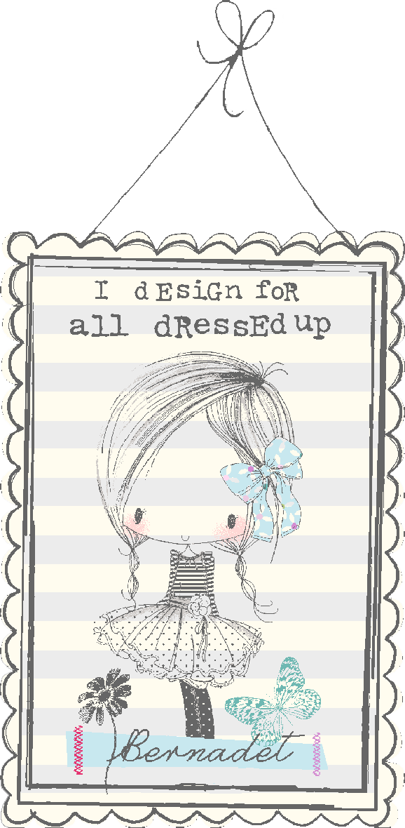 Designer voor   All Dressed Up Challengeblog
