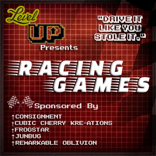 Racing+Games+Poster