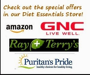 Special offers on vitamins and supplements!!
