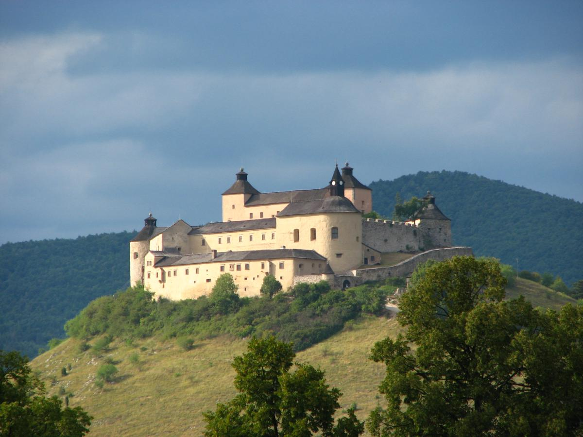 Medieval Hungary Castles