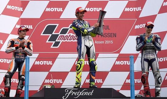 Prediksi Juara Dunia MotoGP 2015