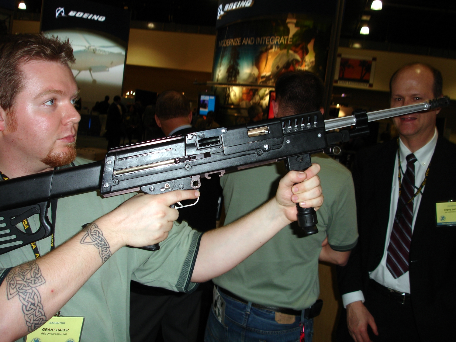 lsat light machine gun