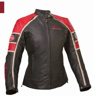 Leather Jacket Indian Motorcycle