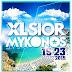 DJ Thierry - XLSIOR Mykonos 2015 (Thierry Podcast)