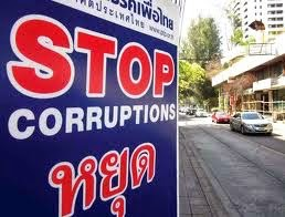 Korruption Thailand