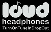 loud headphones ©