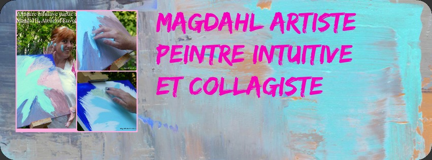 M as Magda H.L. Peinture Intuitive