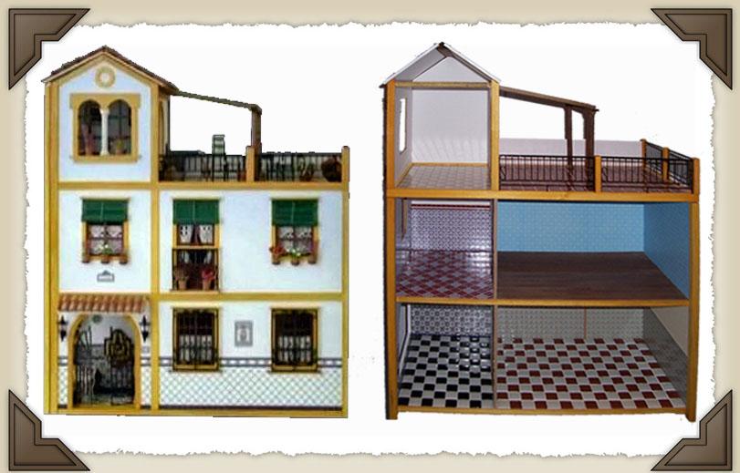 Paquicheli la minicasita andaluza for Casa andaluza