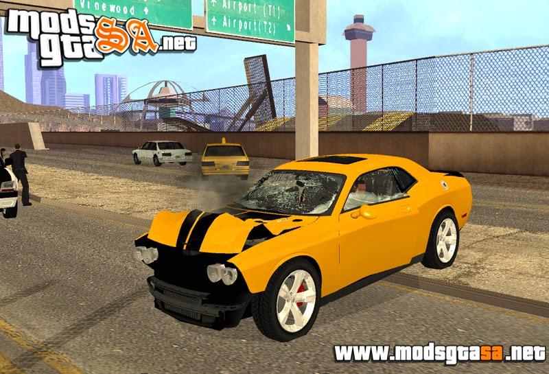 SA - Dead Car v1