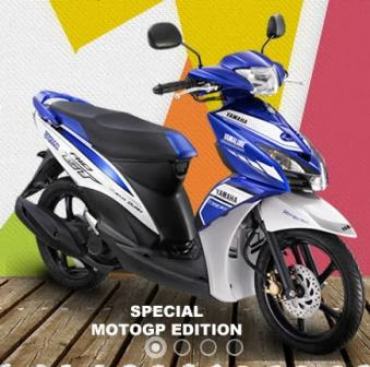 New Yamaha GP Edition Series Terbaru title=