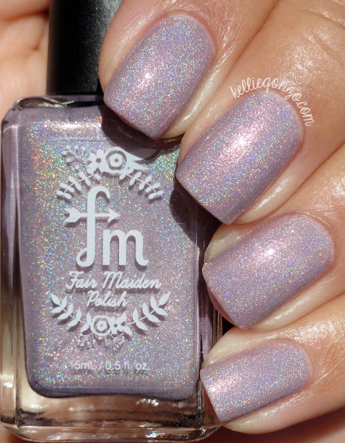 Fair Maiden Polish Afterglow