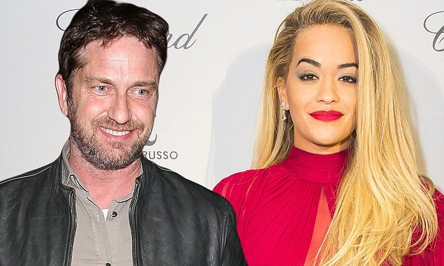 Gerard Butler Has A Serious Girlfriend Interior Designer Morgan Brownbut When That Ever Stopped Any Manlol According Us Weekly 46