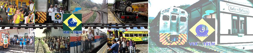 Movimento Trem de Ferro - Ver de Trem  fundado em 1986.