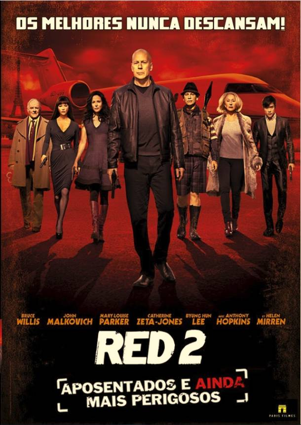 Download - RED 2 - Aposentados e Ainda Mais Perigosos [TS - RMVB] Dublado - Torrent
